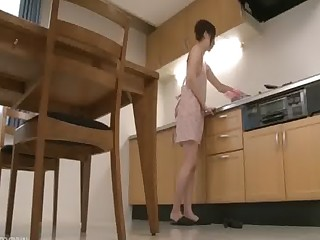 In küche sex Sex in